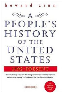 Book Cover: A People's History of the United States by Howard Zinn