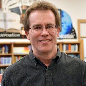 Photograph of Brian Sturm, Ph.D.