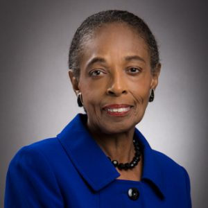 Photograph of Pauletta Brown Bracy, Ph.D.