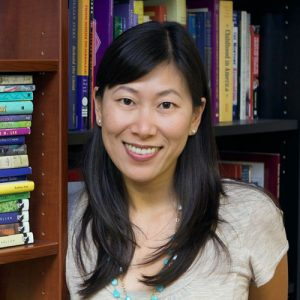 Photograph of Sarah Park Dahlen, Ph.D.