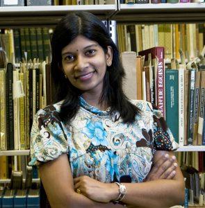 Photograph of Mega Subramaniam, Ph.D.
